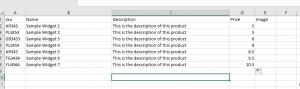 product finder locator